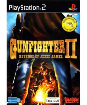 PS2 - Gunfighter II - Revenge of Jesse James