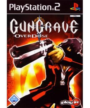 PS2 - Gungrave Overdose