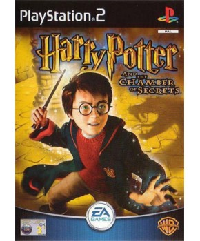 PS2 - Harry Potter and the Chamber of Secrets