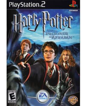 PS2 - Harry Potter and the Prisoner of Azkaban