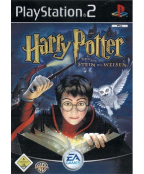 PS2 - Harry Potter and The Sorcerer's Stone
