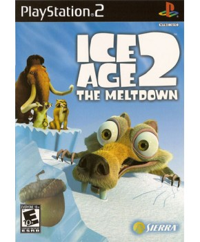 PS2 - Ice Age 2 The Meltdown
