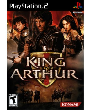 PS2 - King Arthur