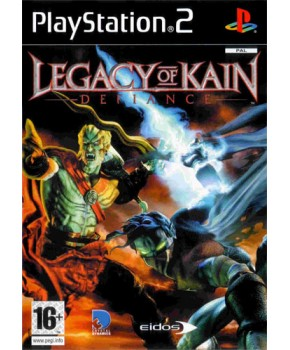 PS2 - Legacy Of Kain Defiance