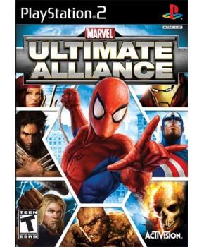 PS2 - Marvel Ultimate Alliance