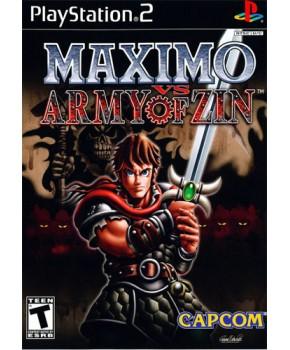 PS2 - Maximo Vs. Army of Zin