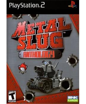 PS2 - Metal Slug Anthology
