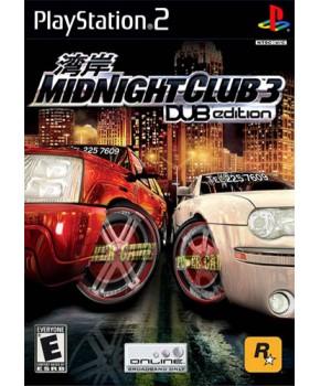 PS2 - Midnight Club 3 - DUB Edition