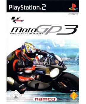 PS2 - Moto GP 3