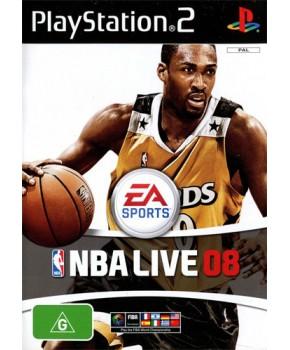 PS2 - NBA Live 08