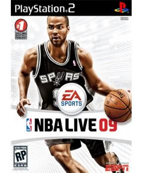 PS2 - NBA Live 09