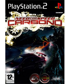 PS2 - Need For Speed Carbono