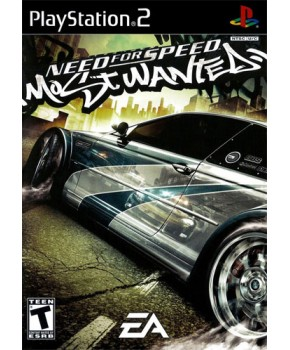 PS2 - Need for Speed - Most Wanted