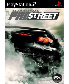 PS2 - Need For Speed Pro Street