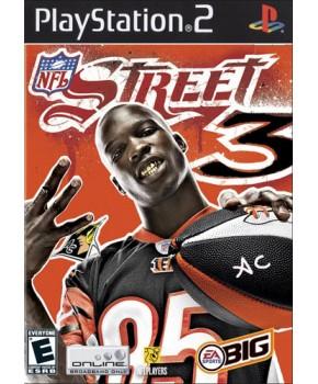PS2 - NFL Street 3