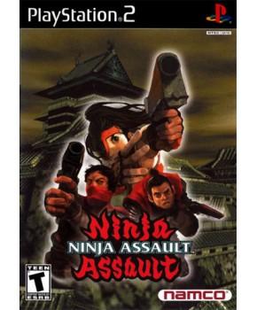PS2 - Ninja Assault