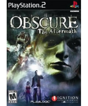 PS2 - Obscure 2 - The Aftermath