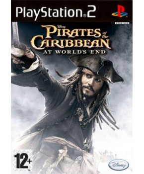 PS2 - Pirates of the Caribbean At World's End