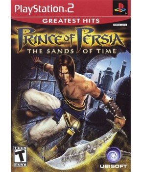 PS2 - Prince Of Persia The Sands Of Time