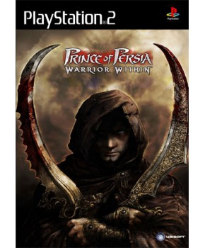 PS2 - Prince Of Persia Warrior Within