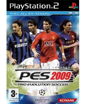 PS2 - Pro Evolution Soccer 2009