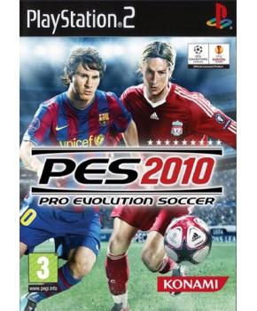PS2 - Pro Evolution Soccer 2010