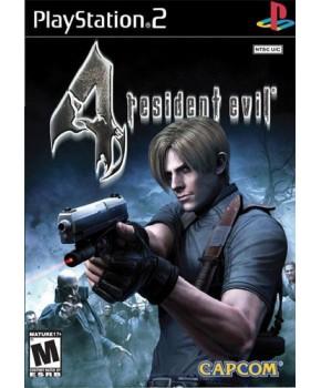 PS2 - Resident Evil 4