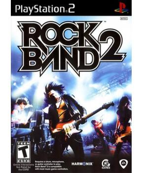 PS2 - Rock Band 2
