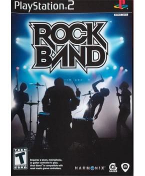 PS2 - Rock Band