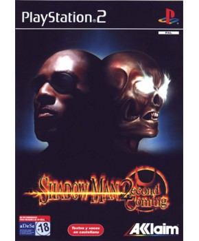 PS2 - Shadow Man - 2econd Coming