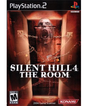 PS2 - Silent Hill 4 The Room