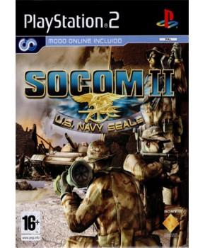 PS2 - SOCOM II - U.S. Navy SEALs