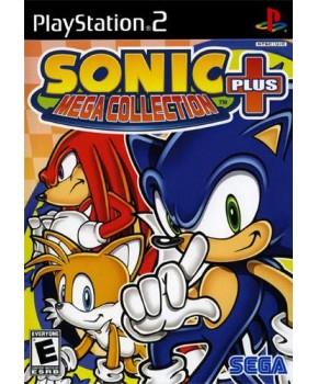 PS2 - Sonic Mega Collection Plus