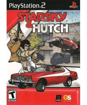 PS2 - Starsky & Hutch
