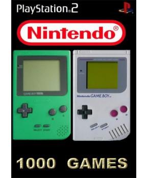 PS2 - Super 1000 Games Game Boy