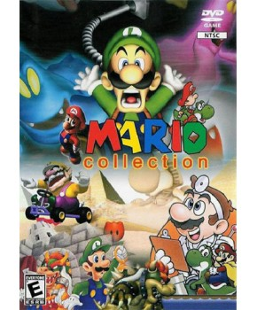 PS2 - Super Mario Collection