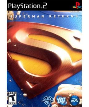PS2 - Superman Returns