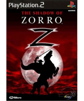 PS2 - The Shadow of Zorro