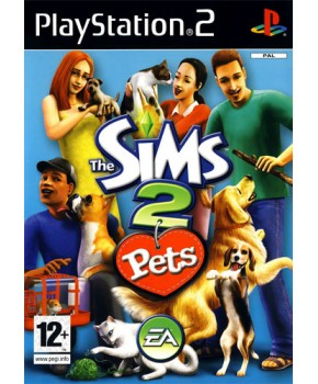PS2 - The Sims 2 Pet