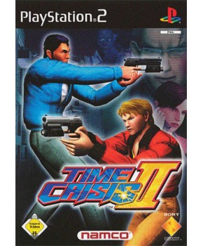 PS2 - Time Crisis 2