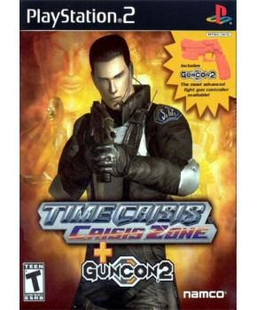 PS2 - Time Crisis - Crisis Zone