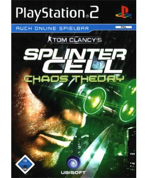 PS2 - Tom Clancy's Splinter Cell - Chaos Theory