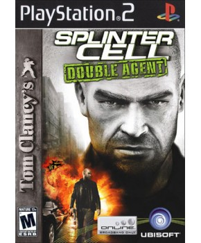 PS2 - Tom Clancy's Splinter Cell - Double Agent