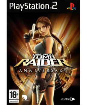 PS2 - Tomb Raider Anniversary