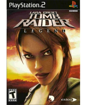 PS2 - Tomb Raider Legend