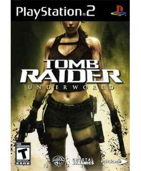 PS2 - Tomb Raider Underworld