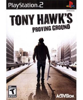 PS2 - Tony Hawk's Proving Ground