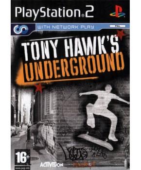 PS2 - Tony Hawk's Underground