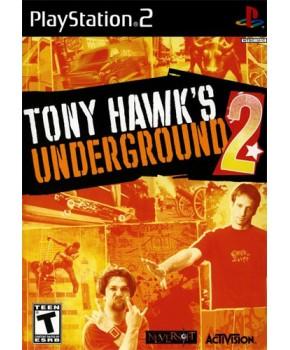 PS2 - Tony Hawk's Underground 2
