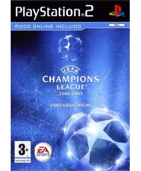 PS2 - UEFA Champions League 2006/2007